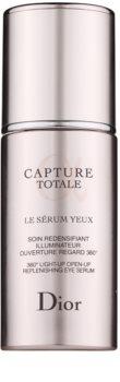 Dior Capture Totale Brightening Anti-Wrinkle Serum for Eye Area