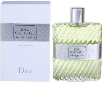 Dior Eau Sauvage eau de toilette voor Mannen
