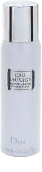 Dior Eau Sauvage pena na holenie pre mužov