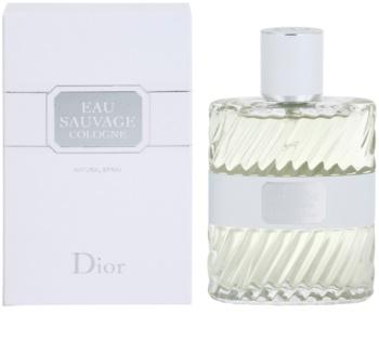 Dior Eau Sauvage Cologne agua de colonia para hombre