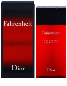 Dior Fahrenheit Shower Gel for Men