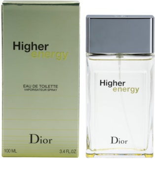 Dior Higher Energy toaletna voda za moške