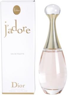 Dior J'adore Eau de Toilette eau de toilette para mulheres