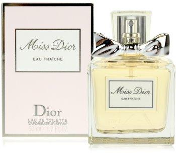 Dior Miss Dior Eau Fraiche toaletná voda pre ženy