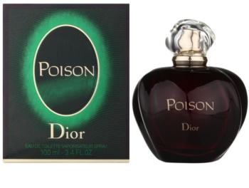 Dior Poison Eau de Toilette für Damen