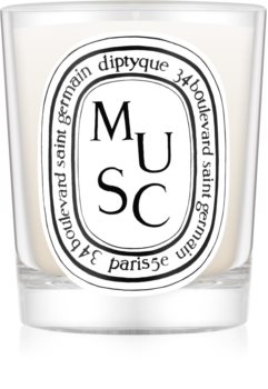Diptyque Musc illatos gyertya
