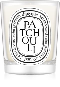 Diptyque Patchouli scented candle