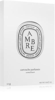 Diptyque Ambre täyte sähköiseen diffuuseriin