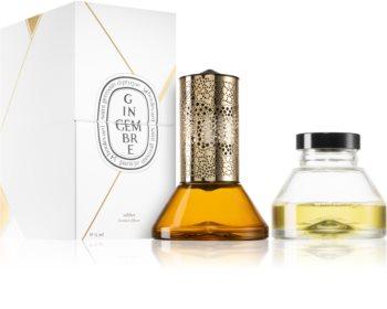 Diptyque Gingembre diffusore di aromi con ricarica Hourglass