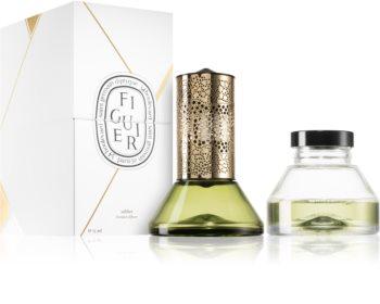Diptyque Figuier aromadiffusor med opfyldning Hourglass