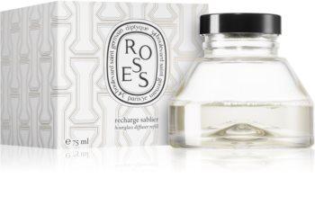 Diptyque Roses náplň do aroma difuzérů Hourglass