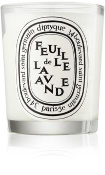 Diptyque Feuille de Lavande dišeča sveča