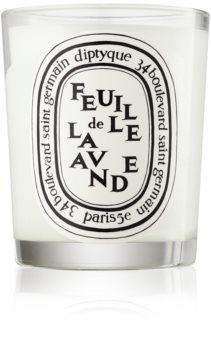 Diptyque Feuille de Lavande mirisna svijeća