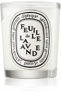 Diptyque Feuille de Lavande świeczka zapachowa