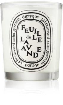 Diptyque Feuille de Lavande vonná svíčka