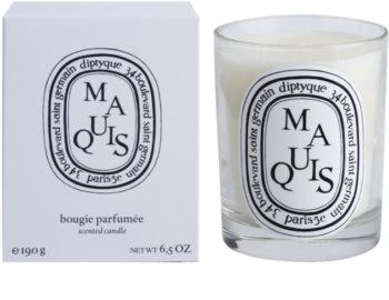Diptyque Maquis vela perfumada