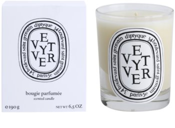 Diptyque Vetyver vela perfumado 190 g