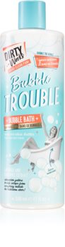 Dirty Works Bubble Trouble bain moussant relaxant