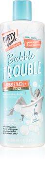 Dirty Works Bubble Trouble Relaxing Bath Foam