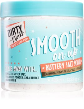 Dirty Works Smooth on up Creamy Peeling for Body