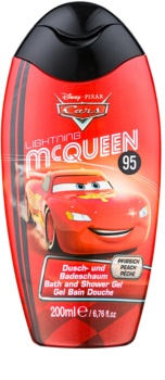 Disney Cosmetics Cars Bath Foam And Shower Gel 2 In 1
