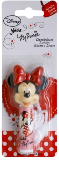Disney Cosmetics Miss Minnie bálsamo de lábios com sabor frutado