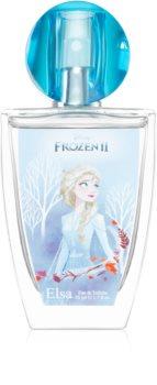 Disney Frozen II. Elsa Eau de Toilette für Kinder