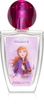 Disney Frozen II. Anna Eau de Toilette per bambini