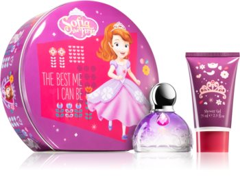 Disney Sofia the First coffret cadeau II. pour enfant