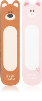 Diva & Nice Cosmetics Accessories Mild fil og buffer