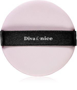 Diva & Nice Cosmetics Accessories гъба за нанасяне на фон дьо тен