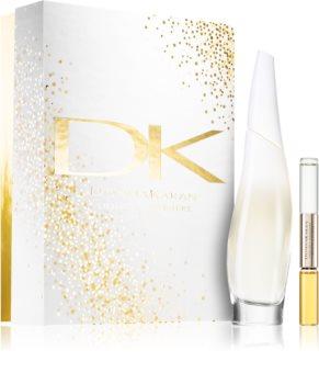 DKNY Liquid Cashmere White coffret II. para mulheres