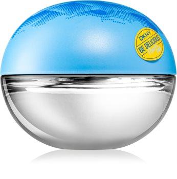 DKNY Be Delicious Flower Pop Blue Pop Eau de Toilette für Damen