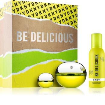 DKNY Be Delicious kosmetická sada (pro ženy)