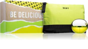 DKNY Be Delicious Gift Set  (voor Vrouwen )
