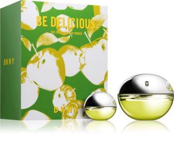 DKNY Be Delicious zestaw upominkowy IV. (dla kobiet)