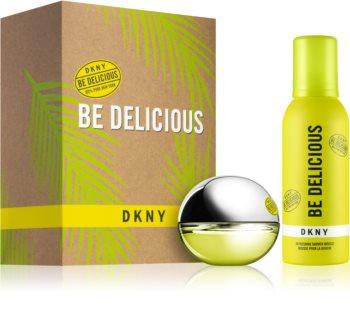 DKNY Be Delicious coffret cadeau II. (pour femme)