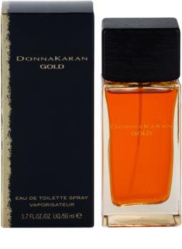 DKNY Gold Eau de Toilette para mulheres 50 ml