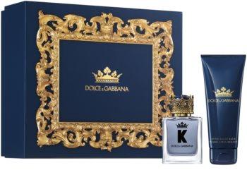 Dolce & Gabbana K by Dolce & Gabbana подарунковий набір II. для чоловіків
