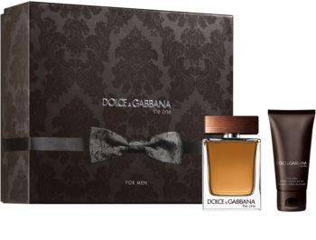 Dolce & Gabbana The One for Men подаръчен комплект III. за мъже
