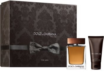 Dolce & Gabbana The One for Men σετ δώρου III. για άντρες