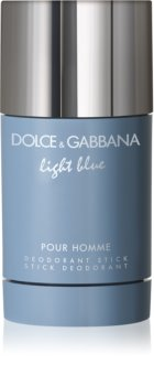 Dolce & Gabbana Light Blue Pour Homme Deodorant Stick for Men