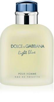 Dolce & Gabbana Light Blue Pour Homme Eau de Toilette voor Mannen