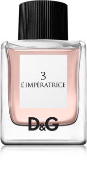 Dolce & Gabbana 3 L'Imperatrice toaletna voda za žene