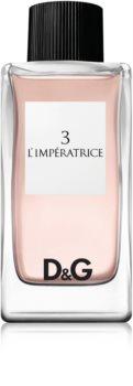 Dolce & Gabbana 3 L'Imperatrice eau de toillete για γυναίκες