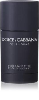 Dolce & Gabbana Pour Homme desodorizante em stick para homens