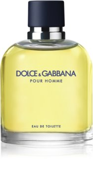 Dolce & Gabbana Pour Homme Eau de Toilette til mænd