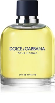 Dolce & Gabbana Pour Homme eau de toilette voor Mannen