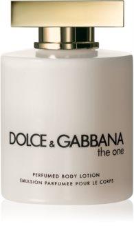 Dolce & Gabbana The One lapte de corp pentru femei