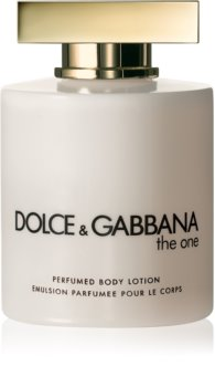 Dolce & Gabbana The One leite corporal para mulheres